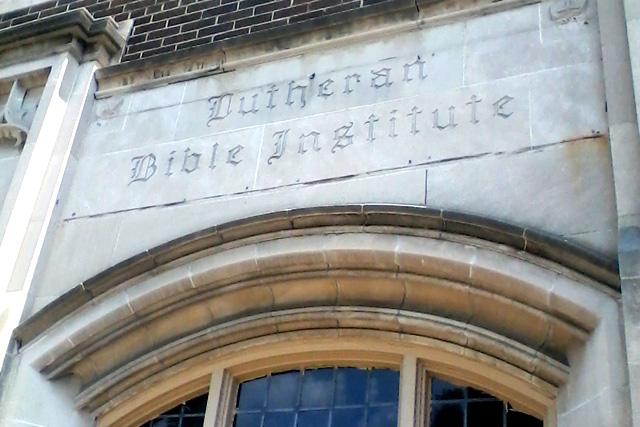 Lutheran Bible Institute