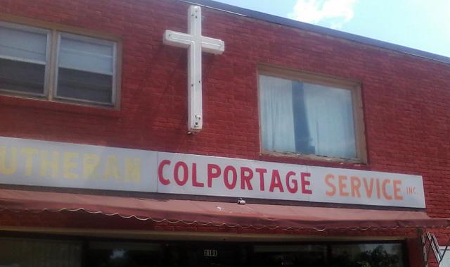 Lutheran Colportage Service