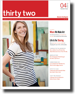 thirtytwo summer cover