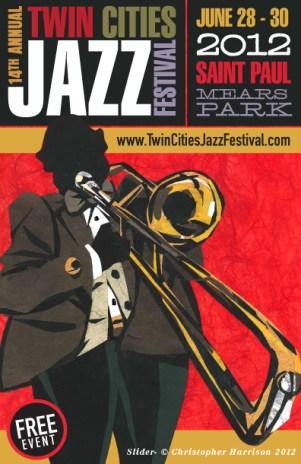 TC Jazz Fest poster