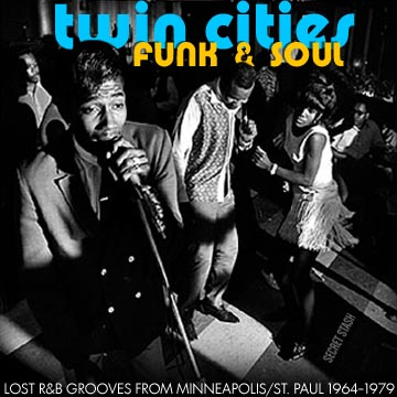 Twin Cities Funk & Soul album cover