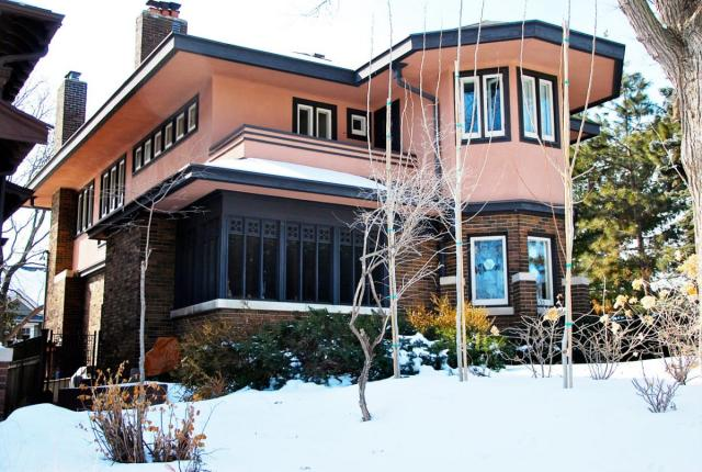 dward L. Powers House, 1635 West 26th Street, Minneapolis – 1910