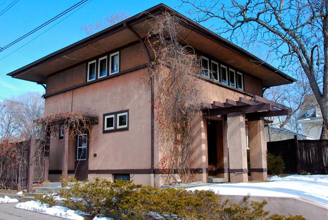 Charles T. Backus House, 212 W. 36th St., Minneapolis – 1915