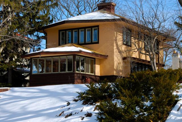 Oscar Owre House, 2625 Newton Ave. So., Minneapolis – 1911