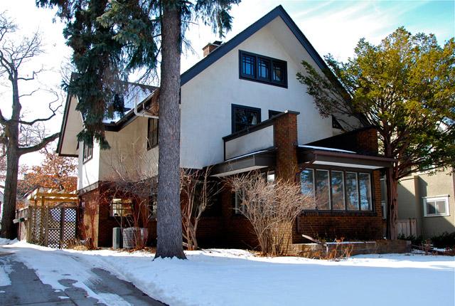 E.C Tillotson House, 2316 Oliver Ave. So. Minneapolis – 1912