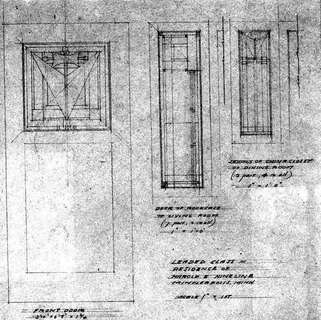 lead window sketches
