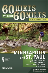 60 hikes within 60 miles of msp cover
