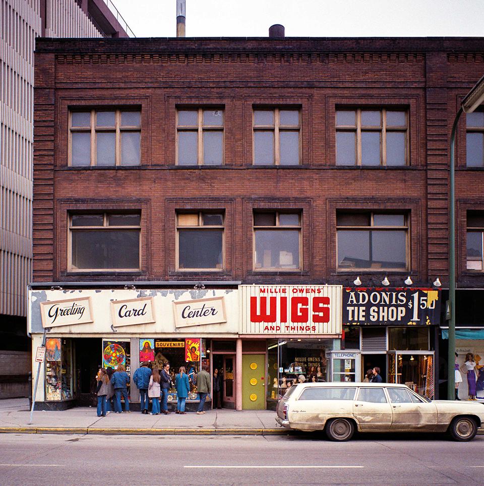 photo of minneapolis storefronts