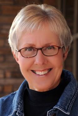 Gail Shore portrait