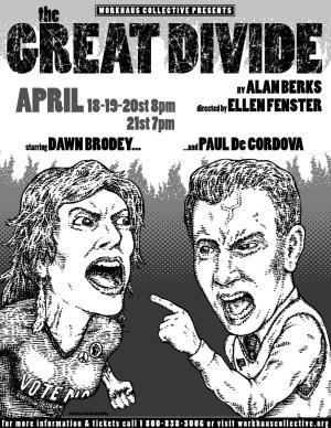 great divide poster