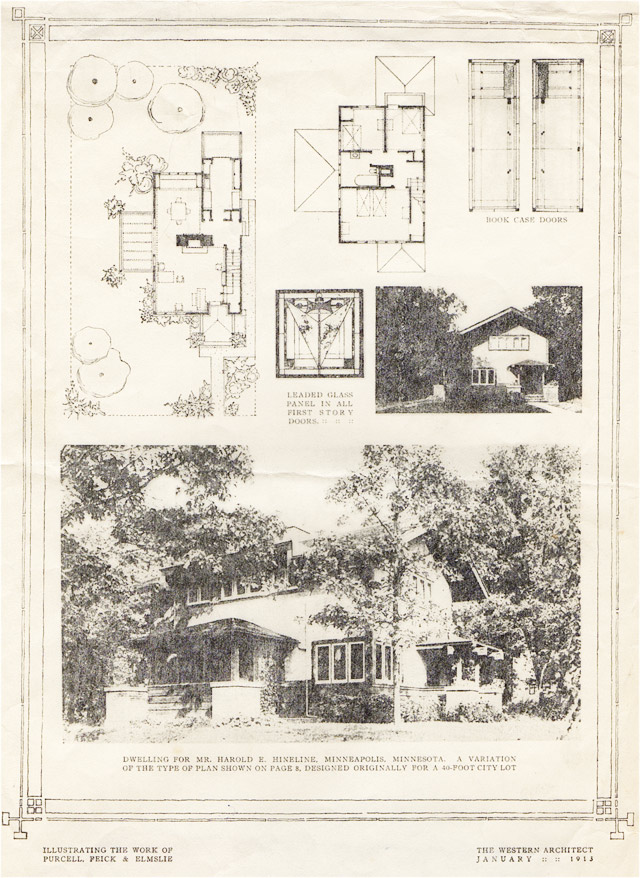 Western Architect pages
