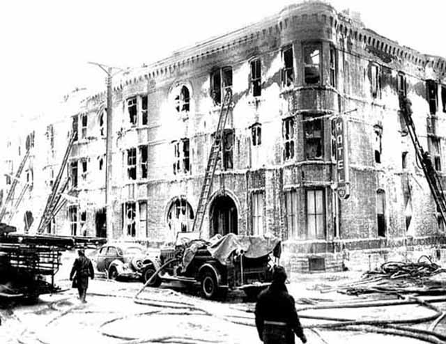 ruins of marlborough hotel