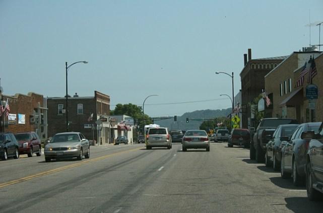 downtown lake city