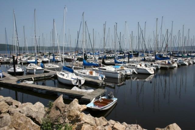 Lake City sailboats