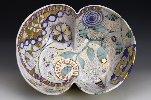 Bowl by Liz Quackenbush