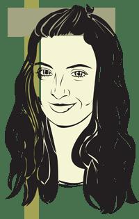 Amy Goetzman illustration by Hugh Bennewitz