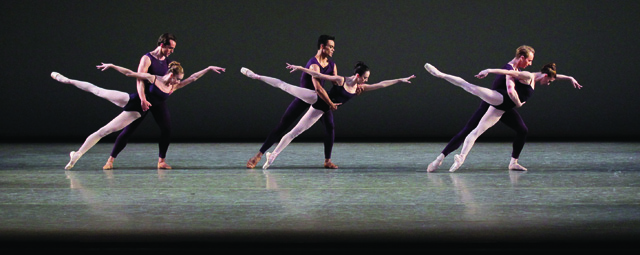 NYC Ballet Moves Polyphonia