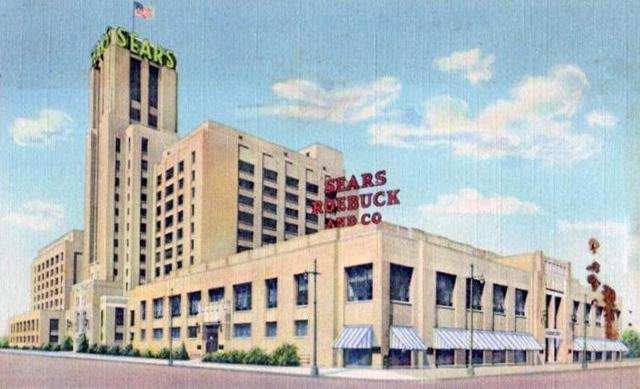 Sears in Minneapolis
