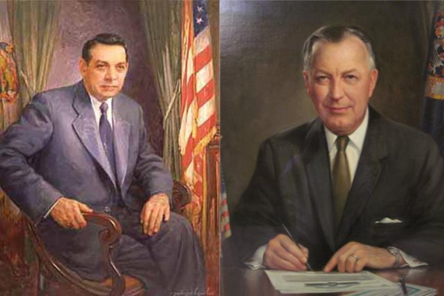 C Elmer Anderson and Elmer L. Andersen