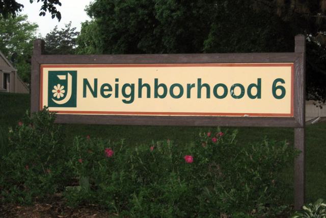 Jonathan MN neighborhood sign