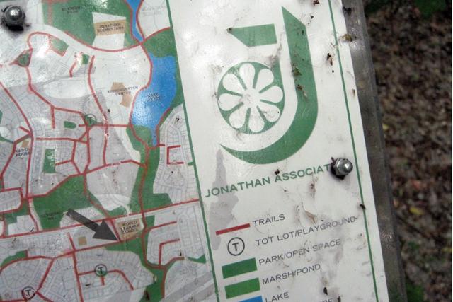 Jonathan signage