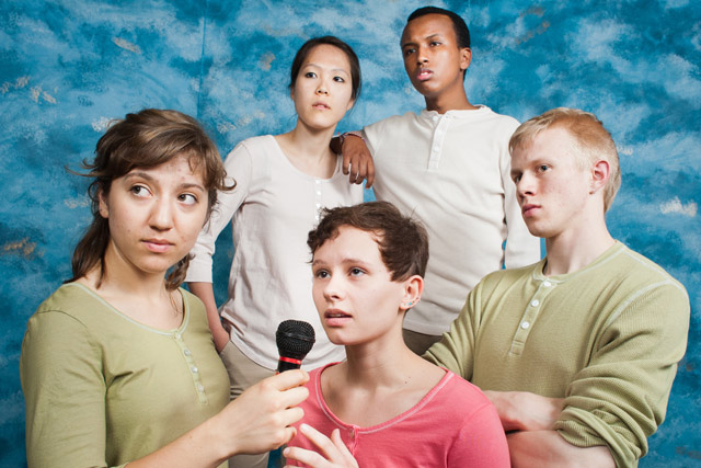 The Laramie Project at MacAlester