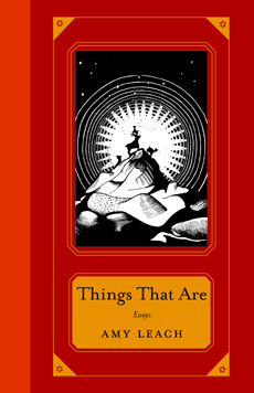 Cover of Things That Are