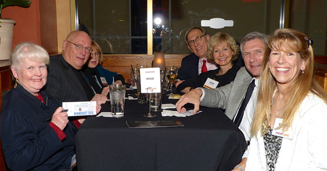 The Tony and Diane Hofstede table