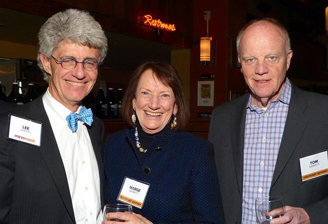 Lee Sheehy, Marge and Tom Barrett