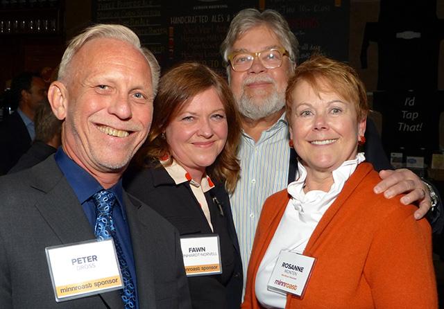 Peter Dross, Fawn Bernhardt-Norvell, Mike and Rosanne Monten