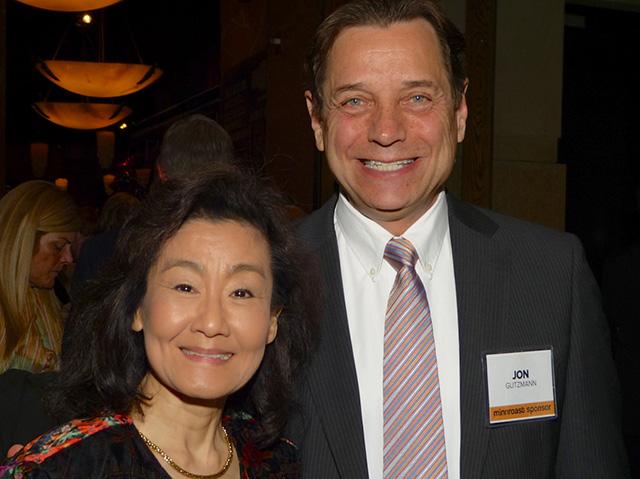 Ivy Chang and Jon Gutzman