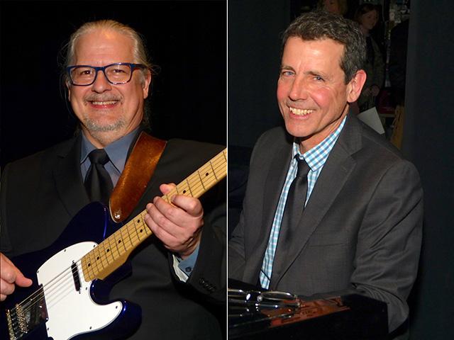 Guitarist Scott Graves and pianist Eric Edwalds