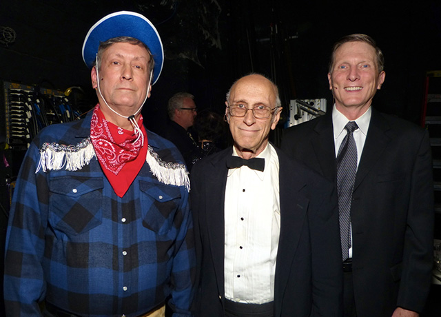 Joel Kramer, Al Sicherman and Joe Kimball