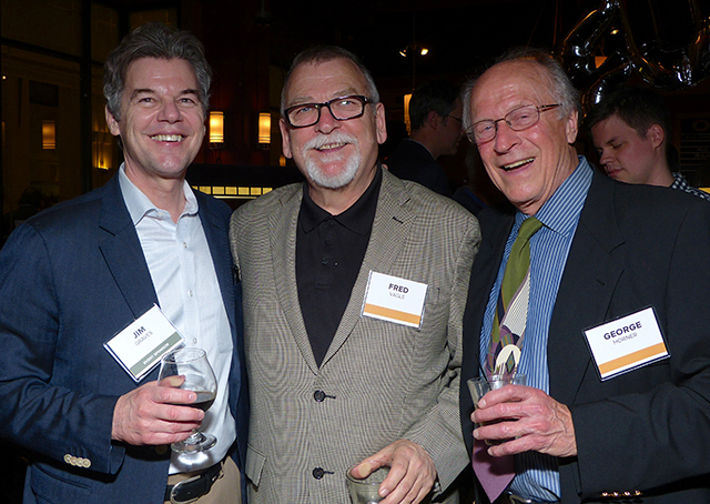 Jim Graves, Fred Vagle and George Horner