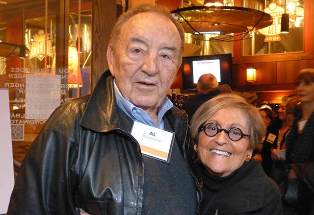 Al and Sue Zelickson
