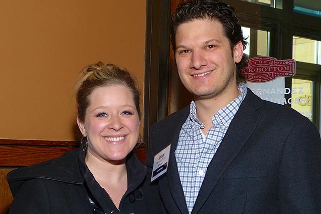 Andrea and Ryan Richardson