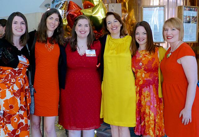 Members of Prairie Fire Lady Choir