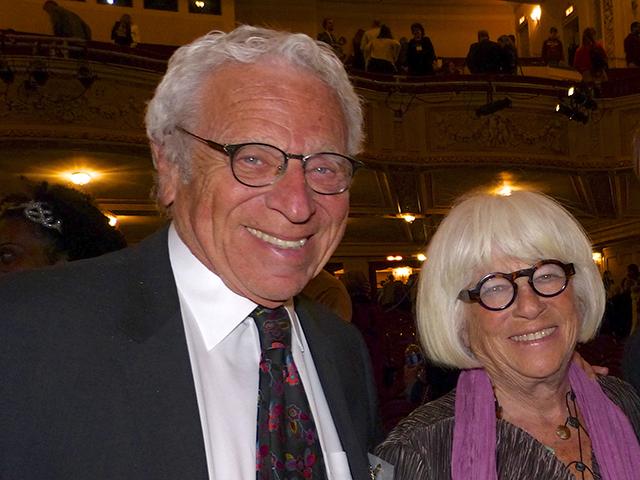 Sam and Sylvia Kaplan