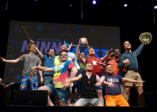 Twin Cities Gay Men's Chorus ensemble OutLoud!