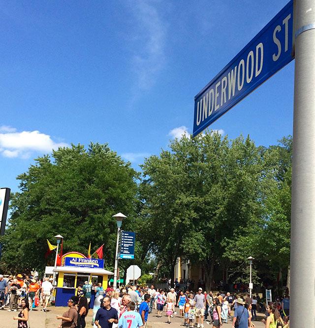 Underwood St.